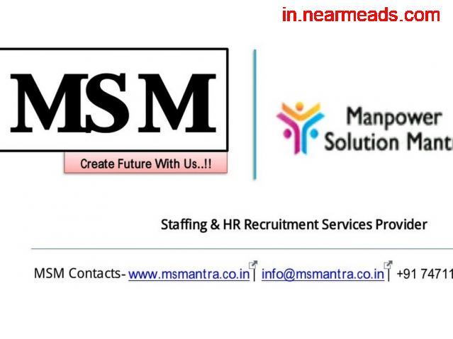 MSM - Manpower Solution Mantra in Raipur (Recruitment & Staffing Services) - 2
