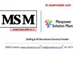 MSM - Manpower Solution Mantra in Raipur (Recruitment & Staffing Services) - Image 2