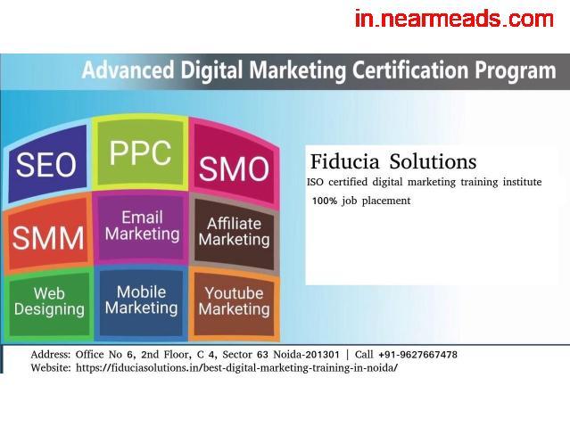 Join Best Digital Marketing Training Institute  in Noida - 1