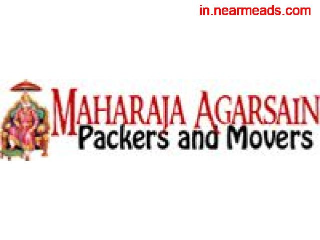 Maharaja Agarsain Packers and Movers in Raipur - 1