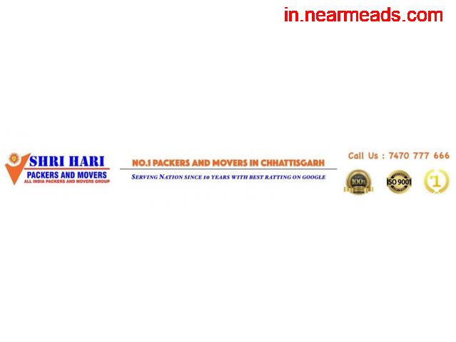 Shri Hari Packers and Movers in Raipur- Relocation Company - 1