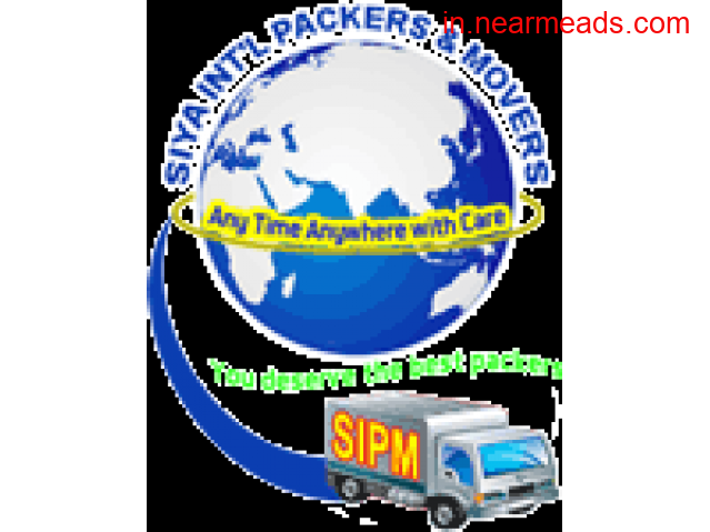 Siya International- Packers and Movers in Raipur - 1