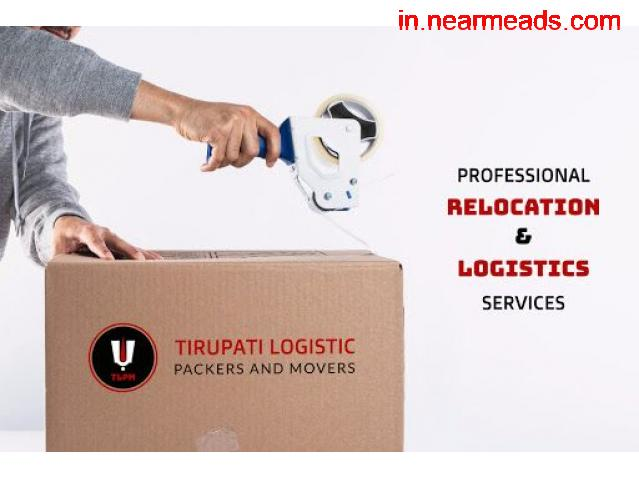 Tirupati Logistic Packers and Movers- Relocating Company Raipur - 1