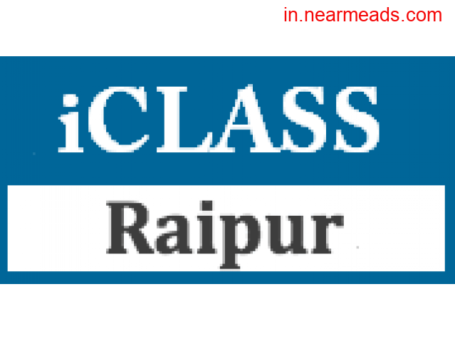 iClass Raipur- Best Digital Marketing Training Institutes - 1