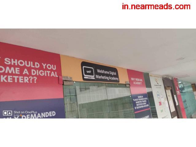 Webfame Digital Marketing Academy - Digital Marketing Course in Raipur - 2