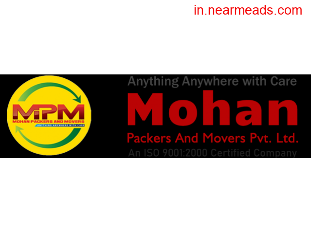 Mohan Packers and Movers in Goa - 1