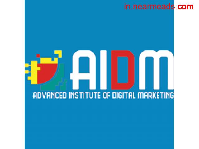AIDM- Best Digital Marketing Institutes in Raipur - 1