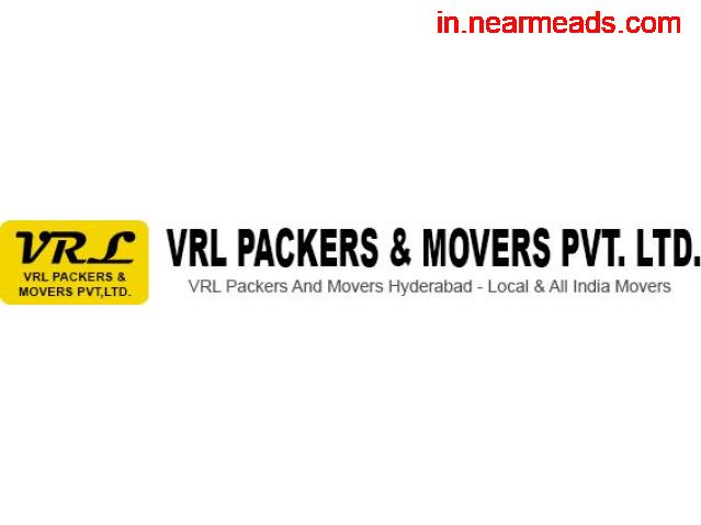 VRL Packers and Movers in Goa- Best Relocation Company - 1