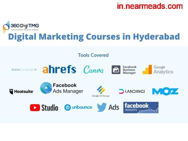 360DigiTMG Digital Marketing Courses in Hyderabad - 1