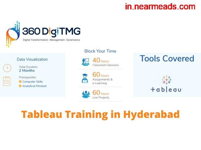 Tableau Training in Hyderabad by 360DigiTMG - 1