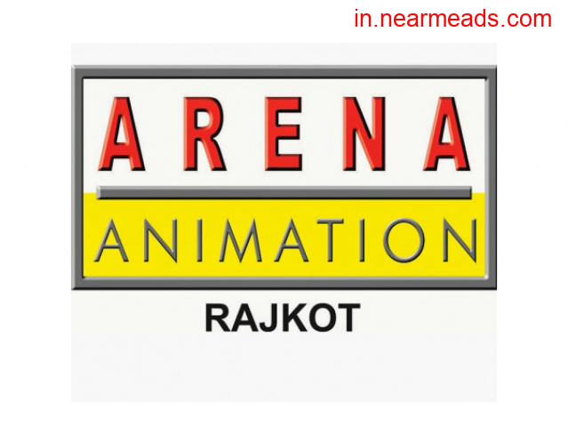 Web Design Training Institute In Rajkot - Arena Animation - 1