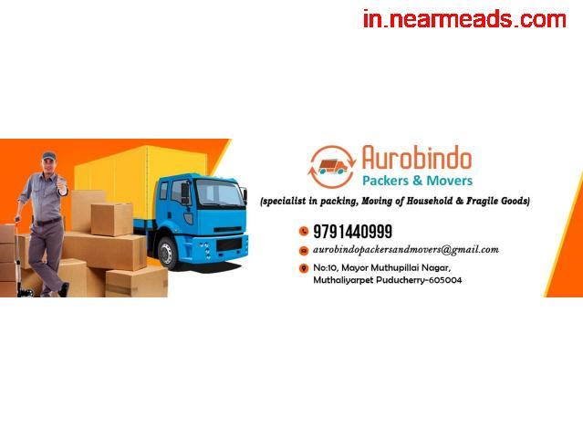 Aurobindo Packers and Movers in Pondicherry - 2