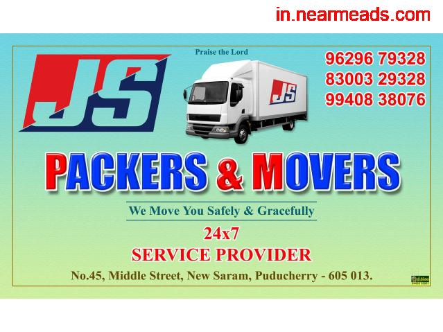 JS Packers and Movers- Shifting Company in Pondicherry - 1