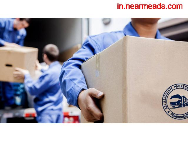 Sai Associate Packers and Movers- Relocation Company in Pondicherry - 2
