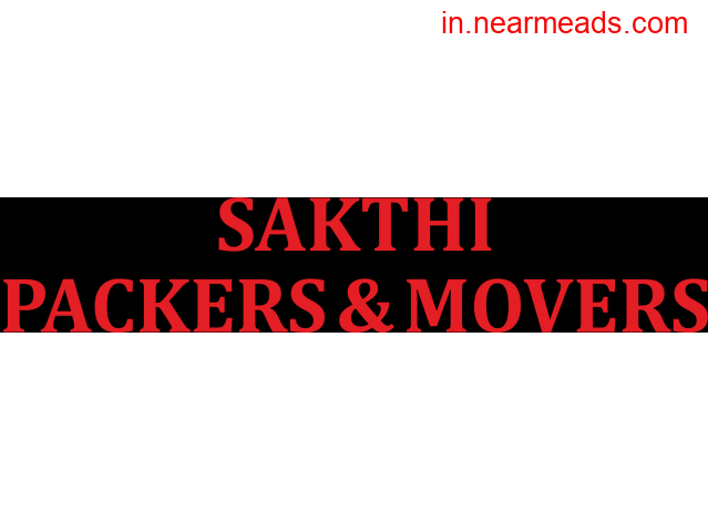 Sakthi Packers and Movers Pondicherry - 1