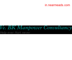 Ve.BK Manpower Consultancy- Placement Agency in Pondicherry - Image 1