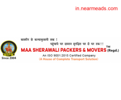 Maa Sherawali Packers and Movers in Patna - Image 1