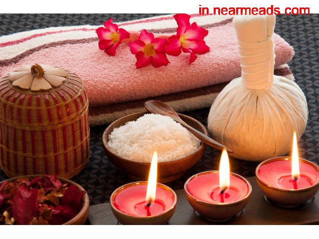 Female to Male Body Massage Center in Rangpuri Mahipalpur - 1