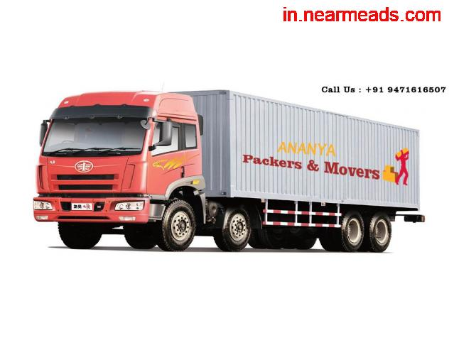 Ananya Packers and Movers in Patna- Best Shifting Company - 2