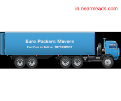 Euro Packers and Movers in Patna- Shifting Company - Image 1