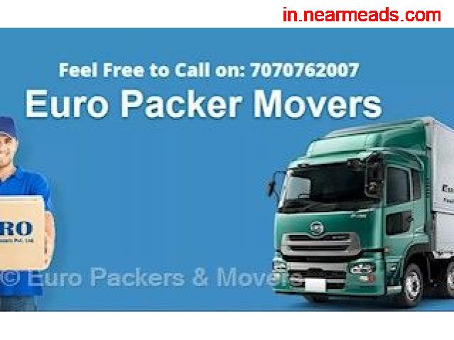 Euro Packers and Movers in Patna- Shifting Company - 2