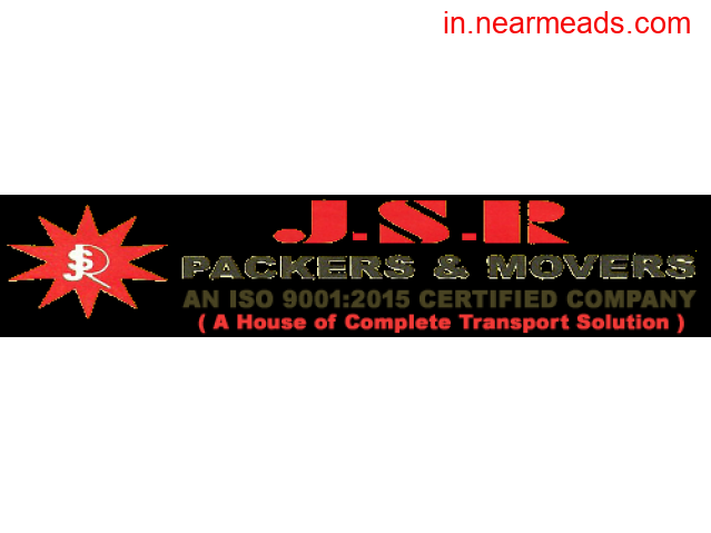 JSR Packers & Movers- Relocation Company in Patna - 1