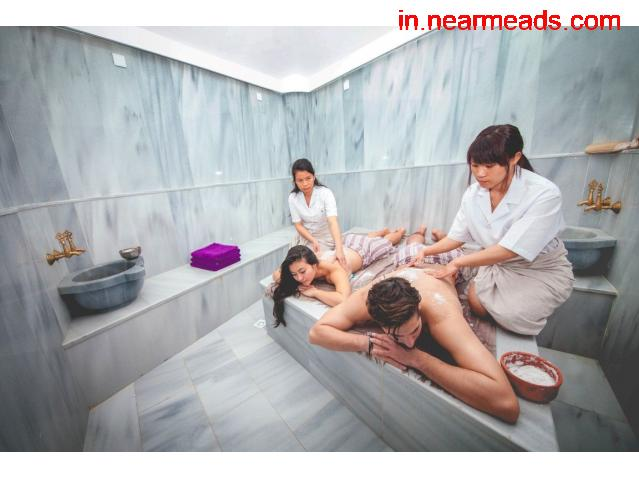 Body Massage in Banjara Hills Hyderabad With Extra Services 7569011644 - 4