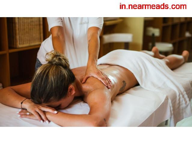 Female to Male Body Massage in Jubilee Hills Hyderabad 7306816004 - 2