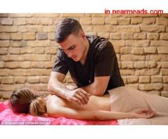 Female to Male Body Massage in Jubilee Hills Hyderabad 7306816004 - Image 3