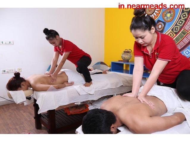 Female to Male Body Massage in Jubilee Hills Hyderabad 7306816004 - 4