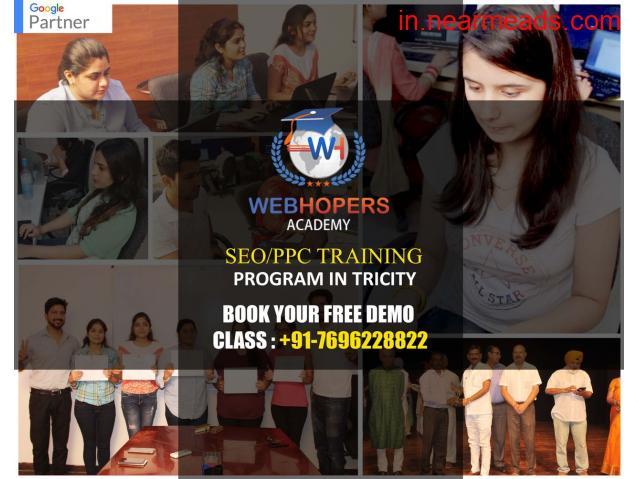 Webhopers Academy – Best Digital Marketing Course in Shimla - 1