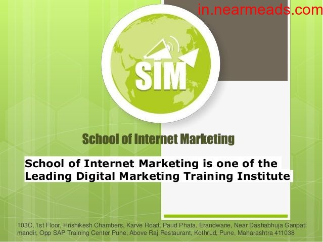 School of Internet Marketing (SIM) – Best Digital Marketing Course - 1
