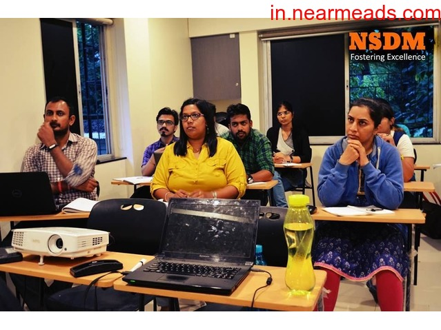 NSDM India – Most Evolved Digital Marketing Course in Pune - 1