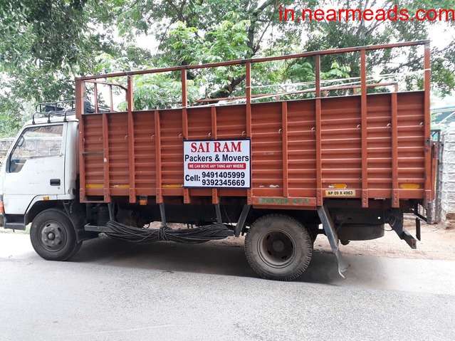 Sairam Packers and Movers – Hire Relocation Company in Hyderabad - 1