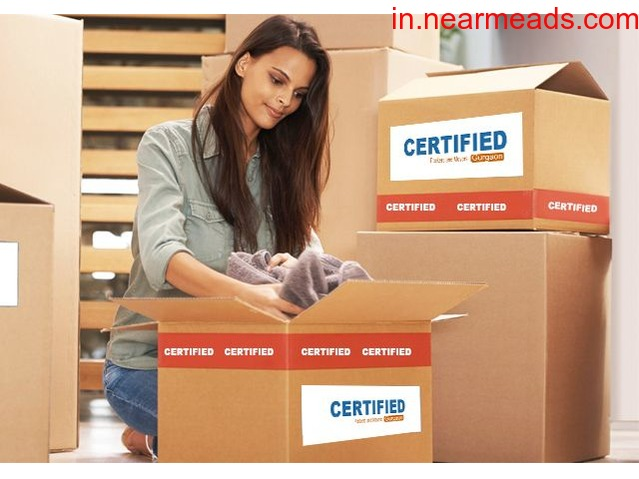 Certified Packers and Movers Hyderabad – Best Movers and Packers - 1