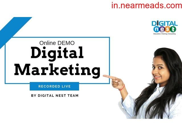 Digital Nest – Digital Marketing Training in Hyderabad - 1