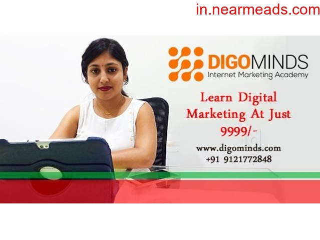 Digominds – Internet Marketing Academy in Hyderabad - 1