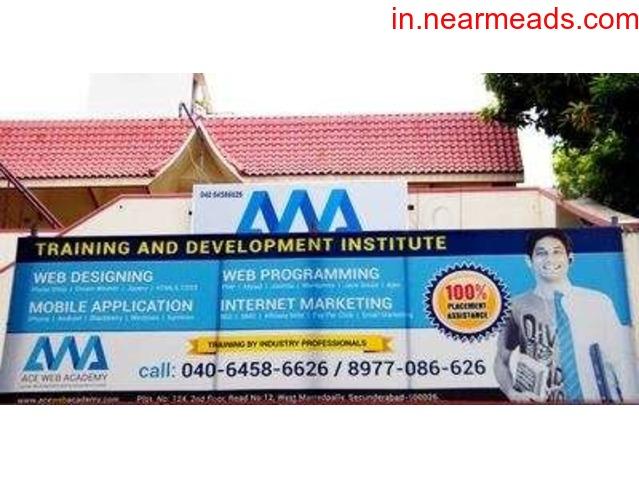 Ace Web Academy – Digital Marketing Institute in Hyderabad - 1