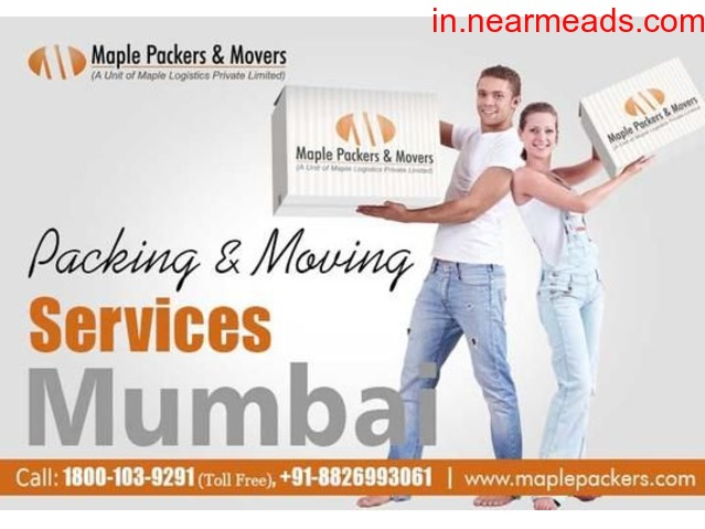 Maple Packers and Movers – A Unit of Maple Logistics Pvt Ltd - 1