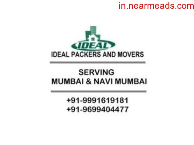 Ideal Packers and Movers Mumbai – Best Solutions for Shifting - 1