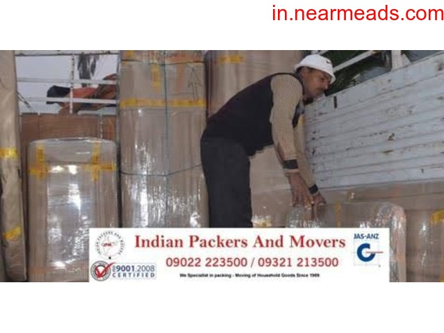 Indian Packers and Movers Mumbai – Get Free Moving Quotes - 1