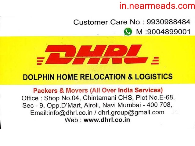 Dolphin Home Relocation Logistics – Packers and Movers in Mumbai - 1