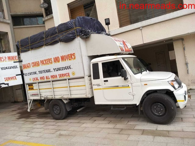 Balaji Cargo Packers and Movers – Best Relocation Company Mumbai - 1
