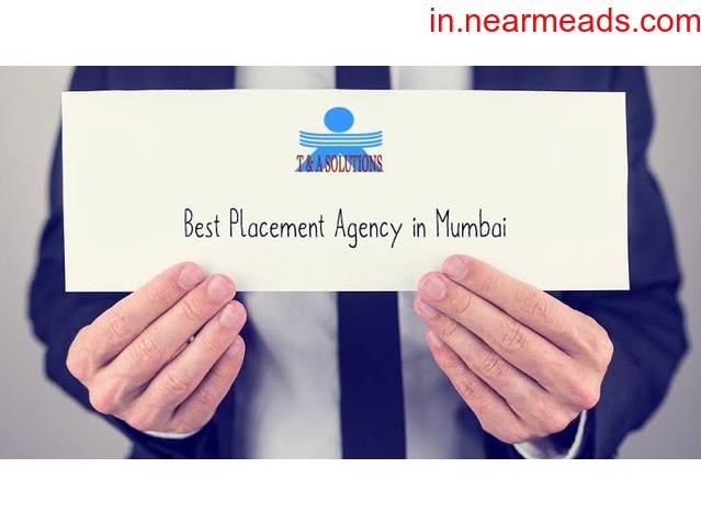 T&A HR Solutions – Best Job Consultancy in Mumbai - 1