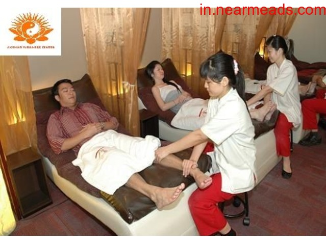 Akshar Wellness Spa – Best Ayurveda Spa Therapy in Hyderabad - 1