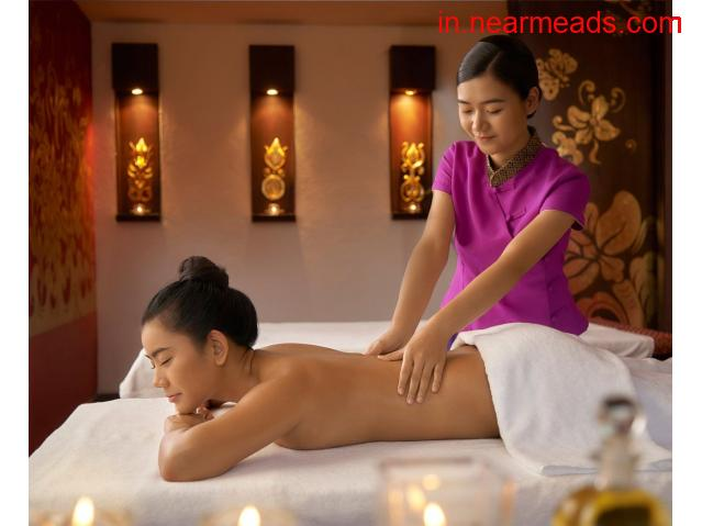 Body Massage in Kharghar With Extra Services 8879053009 - 4