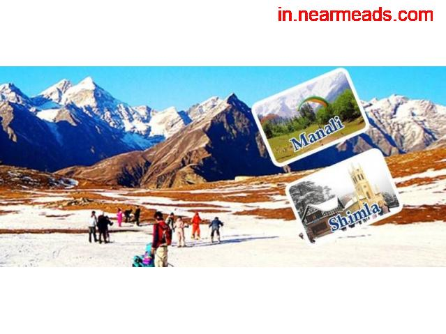 Shimla to Manali Tour – Get Best Travel Experience - 1
