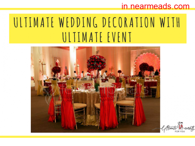 Ultimate Events – Best Event Organizer and Planner Udaipur - 1