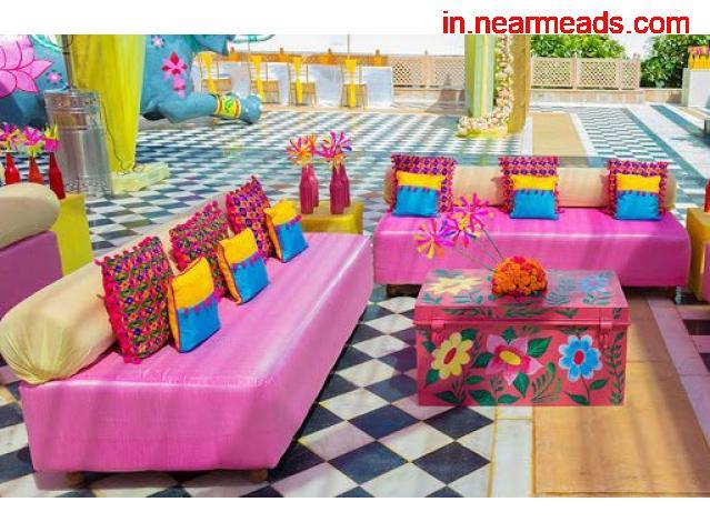 Behind the Scene – Best Wedding Planner in Udaipur - 1