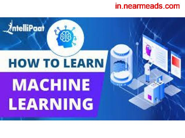 Get Machine Learning online Course  - Intellipaat - 1